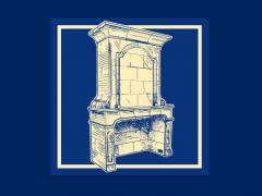 Pierre tombale et monument funéraire – Angers et Saumur