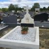 Réalisation pierre tombale sur mesure