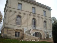 Château restauré 49