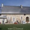 Restauration de longères Maine-et-Loire