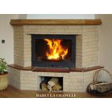 installation insert cheminee