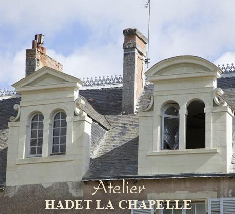 Restauration château 49
