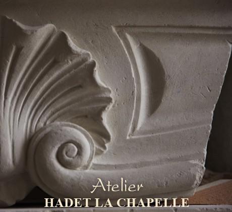 Détail sculpture en pierre