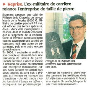 2009-PRIX DE LA REPRISE