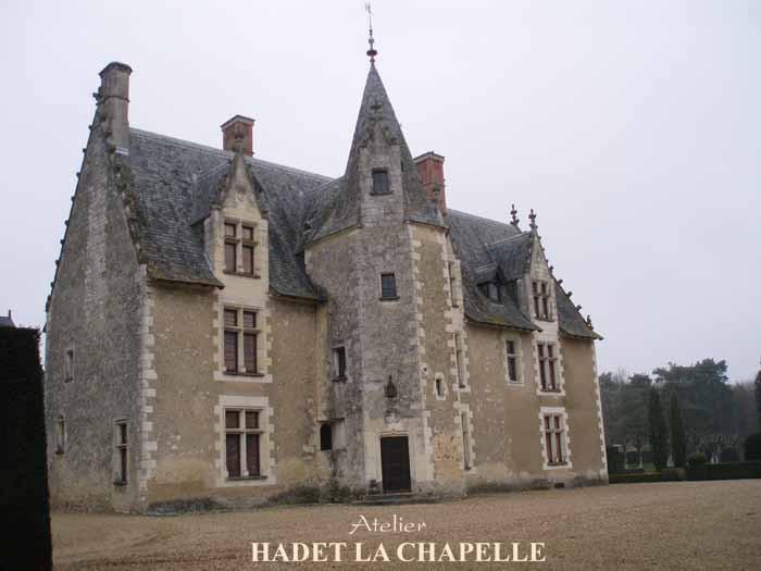 Chateau en pierre Angers