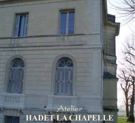 Rénovation chateau Maine et Loire