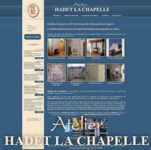 Ancien site Hadet la Chapelle
