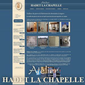 Ancien site Hadet la Chapelle