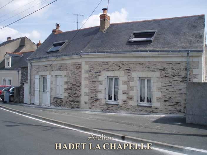 Rénovation longères Saumur