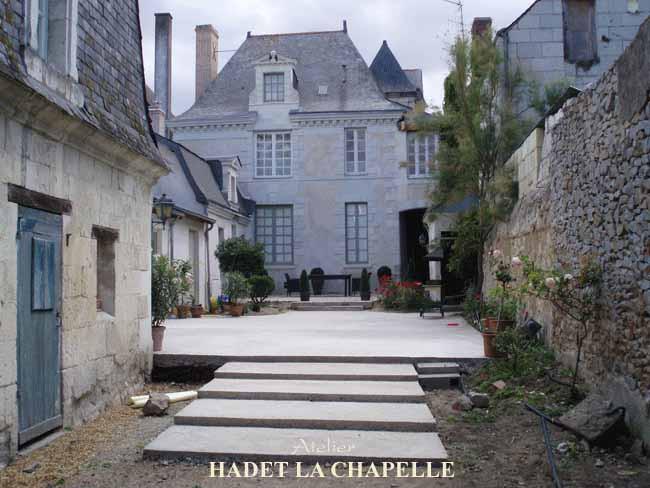 Renovation Belles demeures Angers