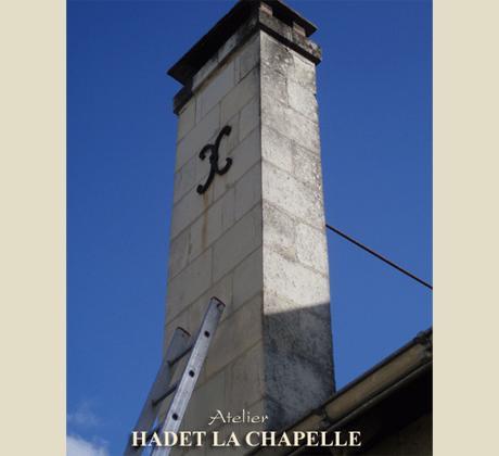 Souche de cheminee Angers