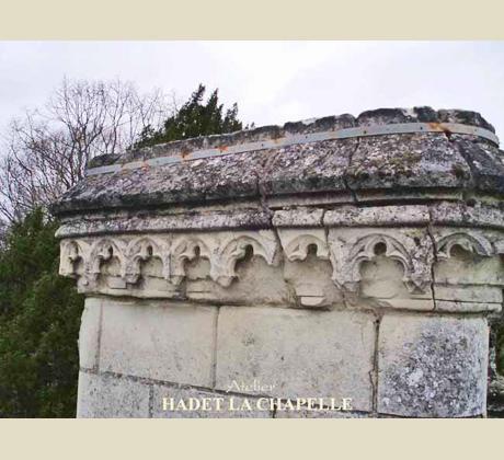 Souche de cheminee Maine et Loire