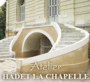 Rénovation escalier en pierre