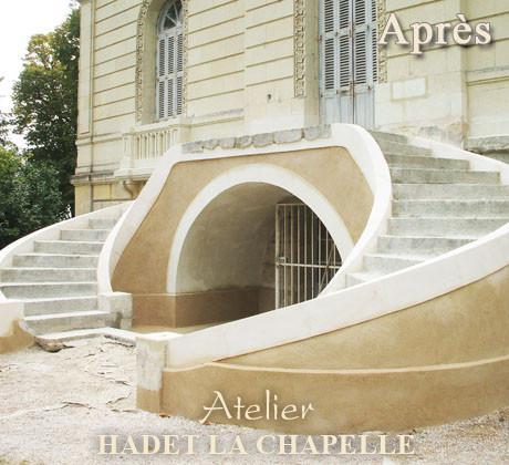 Restauration Escalier Après