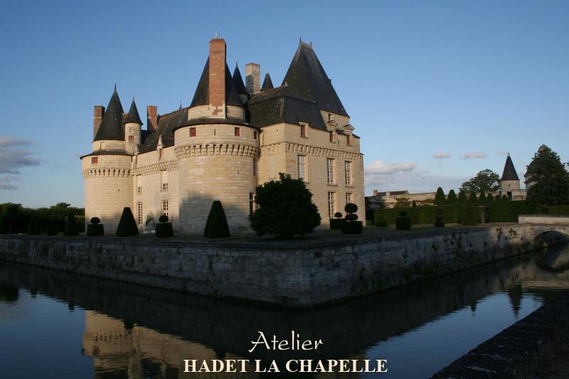 Hadet Chapelle restaure Château Boumois