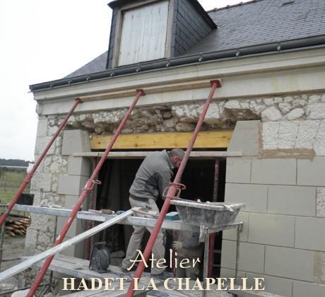 Travaux de maçonnerie Saumur