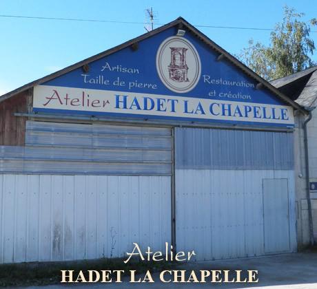 Atelier Hadet la Chapelle
