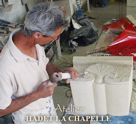 Sculpteur pierre