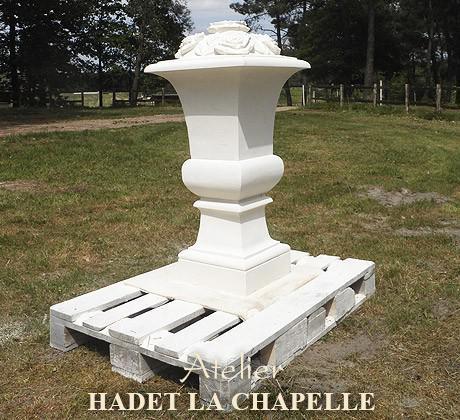 Sculpture pour jardin Angers